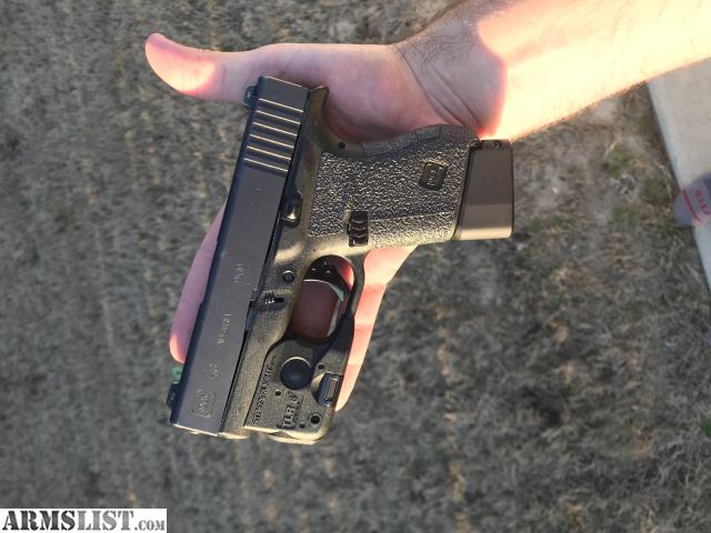 ARMSLIST - For Sale: Glock 43 Complete Carry Package
