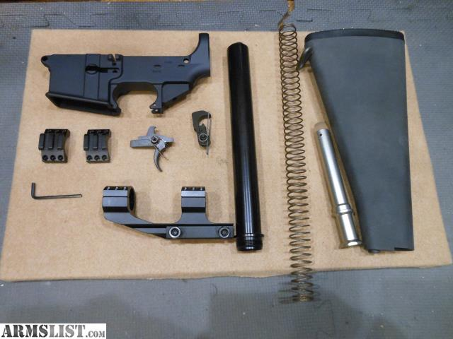 ARMSLIST - For Sale: 80% ARMS EASY JIG, drill tool kit plus more