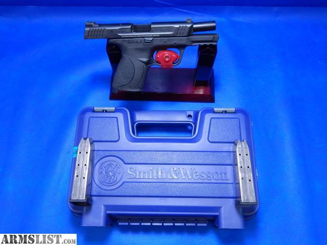 ARMSLIST - For Sale: Smith & Wesson M&P | 45 ACP | Pistol