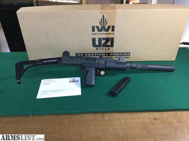 Walther Iwi Uzi 22lr