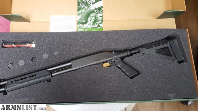 ARMSLIST - For Sale: REMINGTON 870 TAC 14 W/BRACE NIB