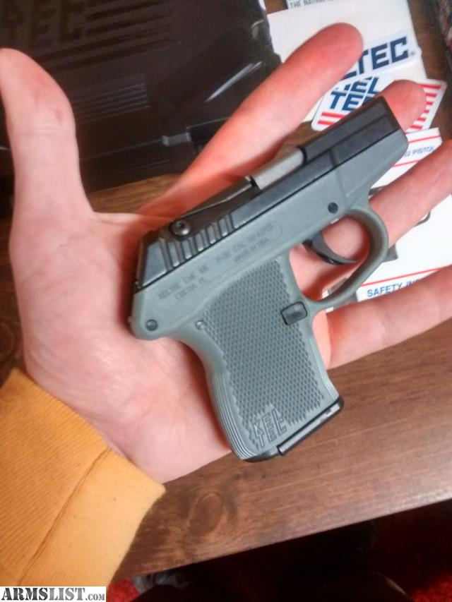 ARMSLIST - For Sale: Kel-Tec P32 with Holster and Ammo