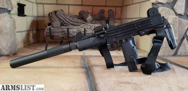 ARMSLIST - For Sale: Walther IWI UZI 22LR LNIB