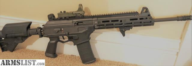 ARMSLIST - For Sale: IWI Galil Ace in 5 56 w/C-More Red Dot