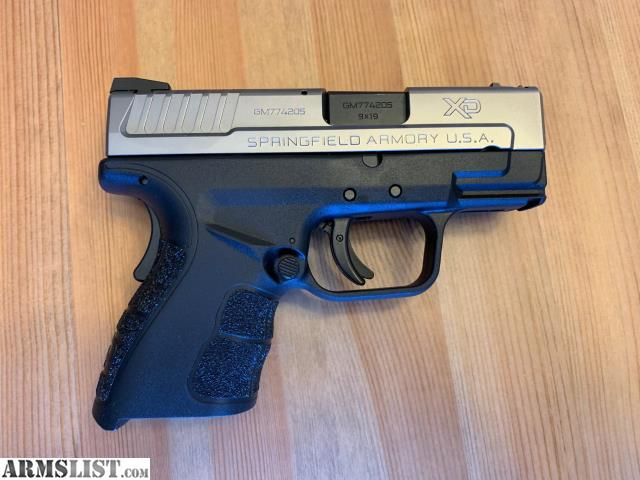 ARMSLIST - For Sale/Trade: SPRINGFIELD ARMORY XD MOD 2 SUB