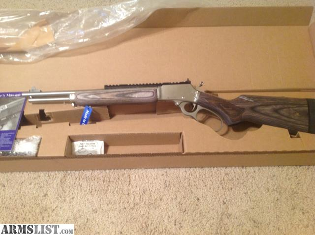 ARMSLIST - For Sale: New Marlin 1894CSBL  357 and ammo