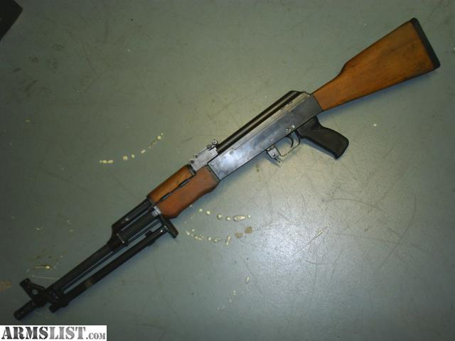 ARMSLIST - For Sale: Yugo M72 milled receiver RPK 7,62x39!