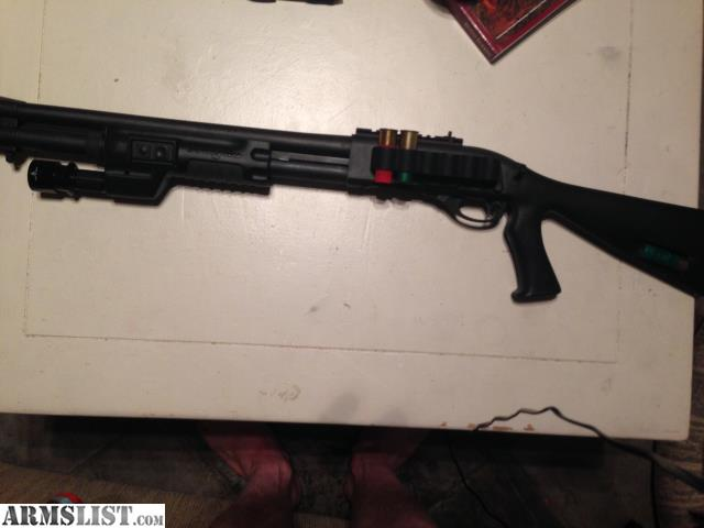 ARMSLIST - For Sale: 870 Express Tactical 12 gauge with