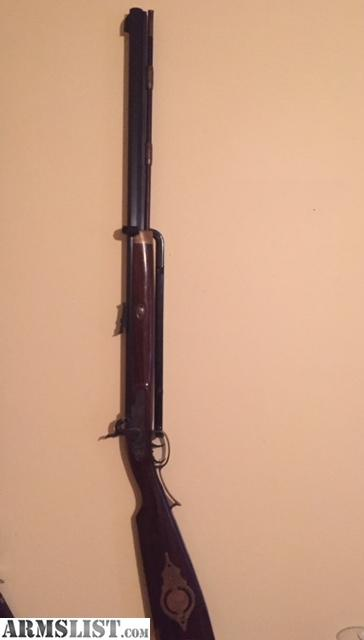 ARMSLIST - For Sale: Cabela/Pedersoli Hawken rifle
