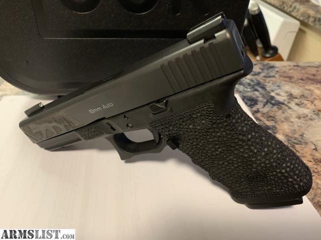 ARMSLIST - For Sale: Glock 20 Custom build