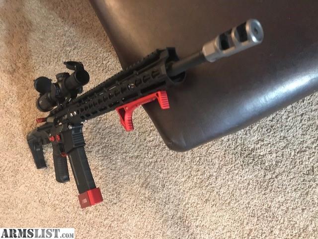 ARMSLIST - For Sale: AR15 AR-15 V Seven Ultra-Light Upper
