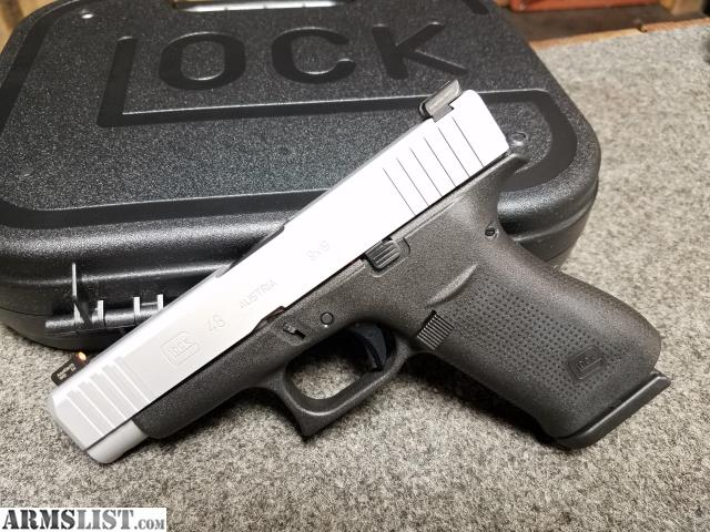 ARMSLIST - For Sale: Glock 48 9mm Night Sights