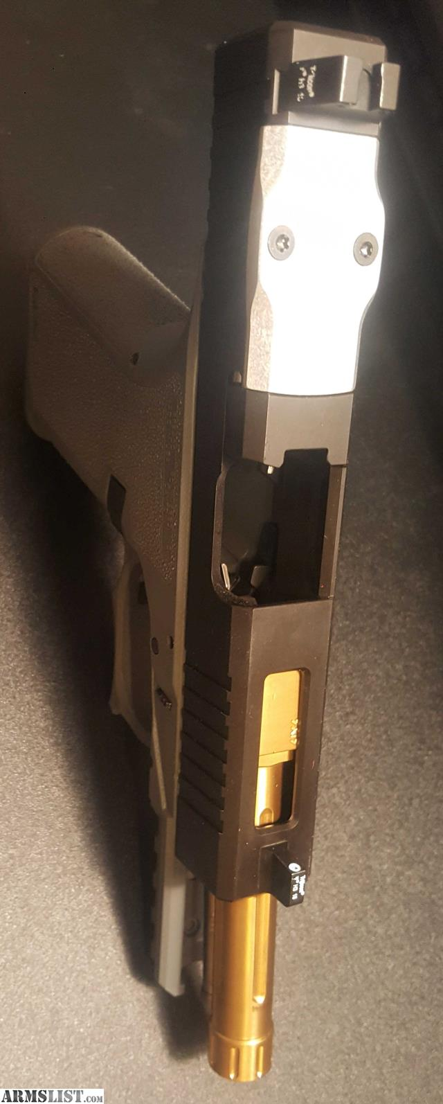 ARMSLIST - For Sale: P80 Glock 19 clone