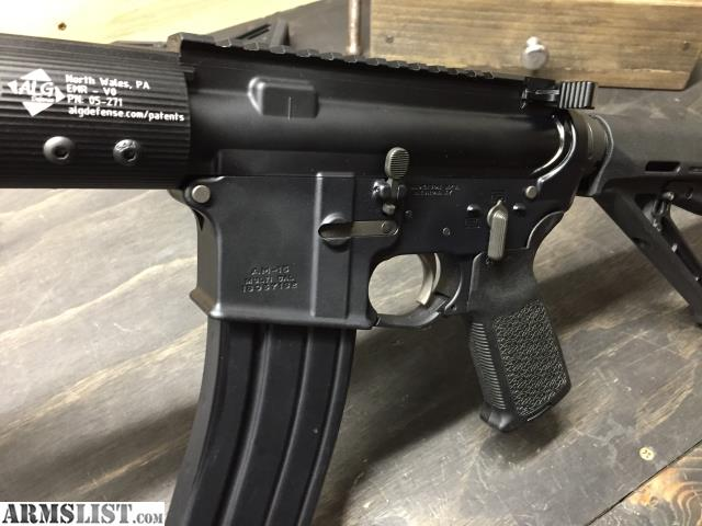 ARMSLIST - For Sale: ar15 BCM Faxon Anderson stealth lower