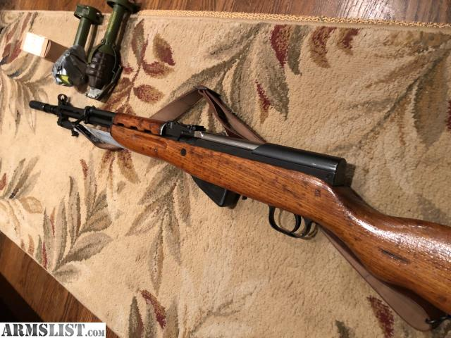 ARMSLIST - For Sale: Yugo SKS 59/66 with dummy rifle grenades/blanks