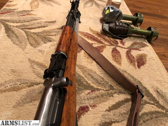 ARMSLIST - For Sale: Yugo SKS 59/66 with dummy rifle