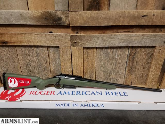 ARMSLIST - For Sale: Ruger American Predator  243 Winchester
