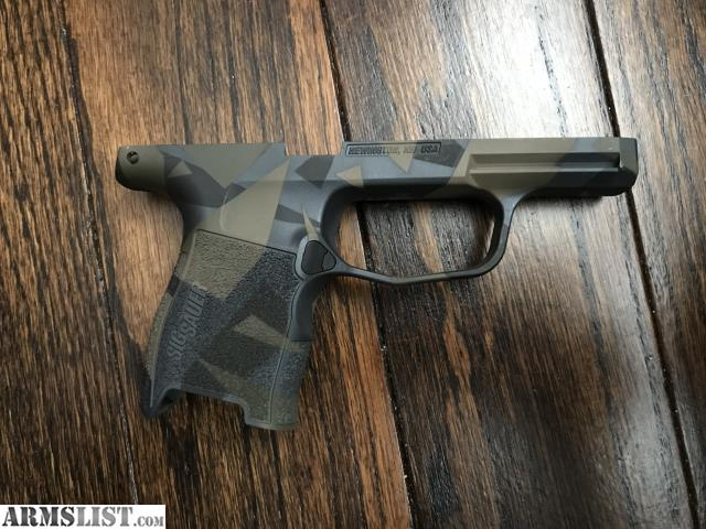 ARMSLIST - For Sale: Sig p365 GRIP MODULE ONLY custom cerakote