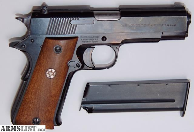 ARMSLIST - For Sale: Llama Compact 9mm 1911