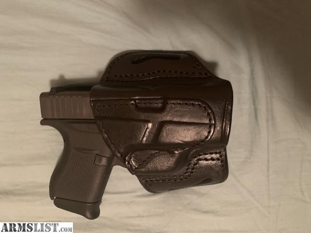 ARMSLIST - For Sale/Trade: Glock 43 owb holster