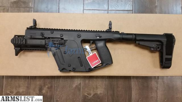 ARMSLIST - For Sale: KRISS Vector SDP SB G2 Enhanced Pistol