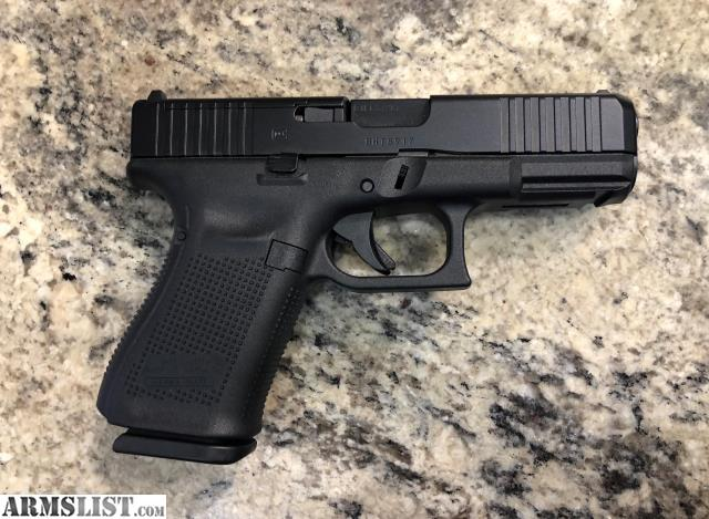 armslist  trade  gen 5 glock 19 mos with front
