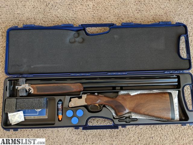 Looking To SELL Trade A Beretta Silver Pigeon 686 1 Sporting 12GA 32 It Was Purchased New In 2014 And Has Been Out Shooting Twice At CapCity Clays