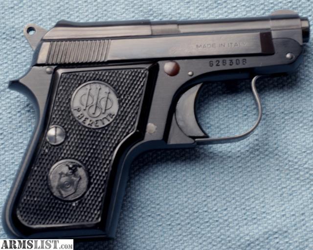 ARMSLIST - For Sale: Beretta 950B / 950 B Jetfire  25ACP
