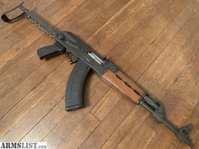 ARMSLIST - For Trade: Yugo M70 AK underfolder trade for 5