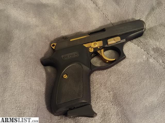 Armslist For Sale Bersa Thunder 380 W Gold Parts