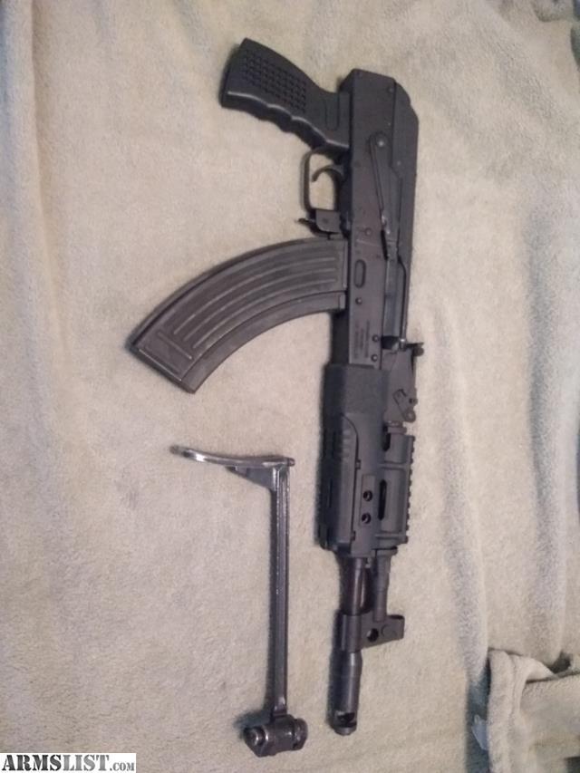 ARMSLIST - For Sale/Trade: Draco ak pistol