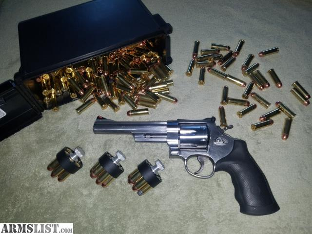 ARMSLIST - For Sale: S&W 629 -8 44 MAG