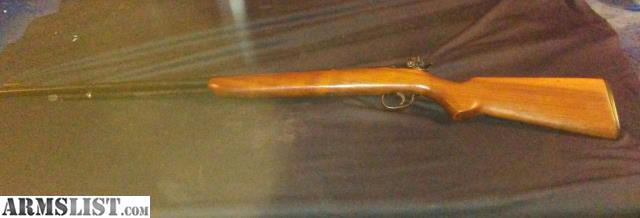 ARMSLIST - For Sale: 1937 Remington sportmaster 22 long