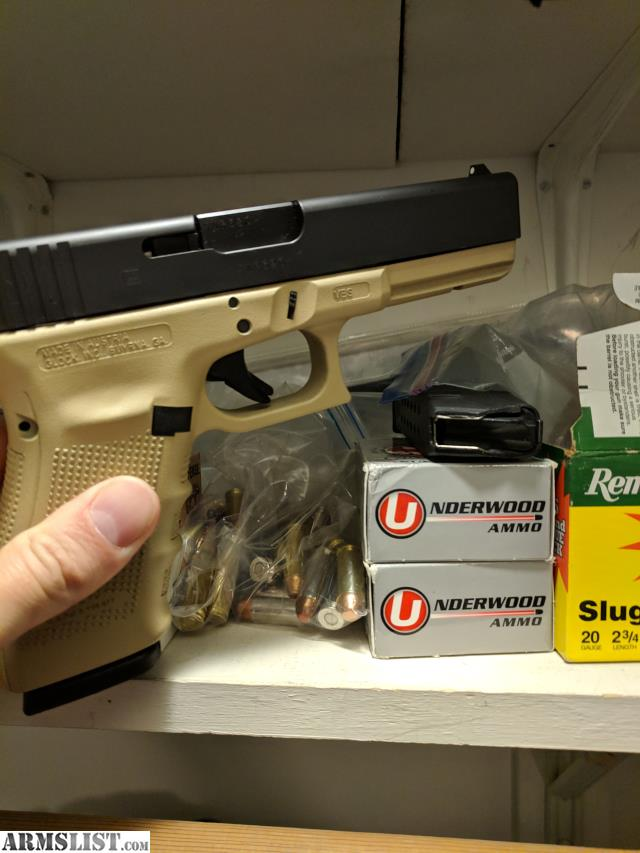 ARMSLIST - For Sale: Glock 20 10mm