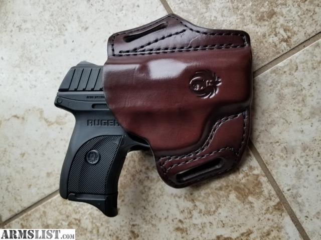 ARMSLIST - For Sale/Trade: Ruger EC9S w/ Mitch Rosen Holster