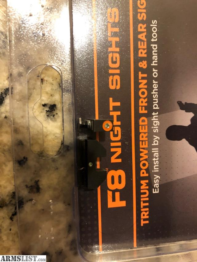 Armslist For Sale Glock F8 Xs Night Sights