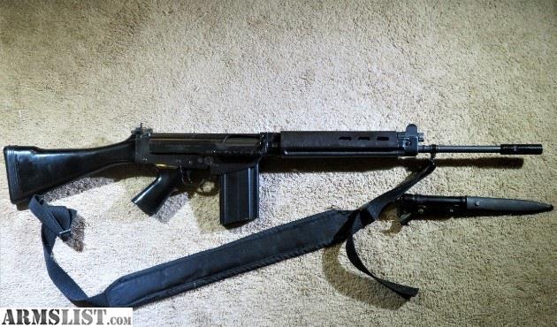 ARMSLIST - For Sale: Fabrique Nationale FN-FAL 7 62 NATO