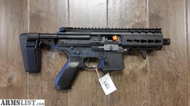 ARMSLIST - For Sale: Sig Sauer MPX 9MM 4 5