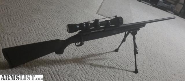 ARMSLIST - For Sale: Savage Axis XP, Bolt Action, 7mm-08 Remington