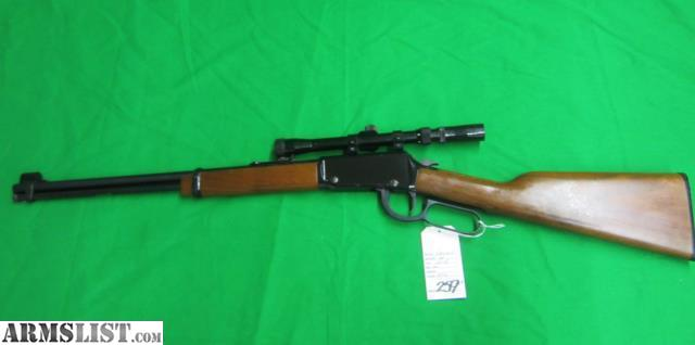 ARMSLIST - For Sale: HENRY REP RIFLE 22LR CALIBER LEVER