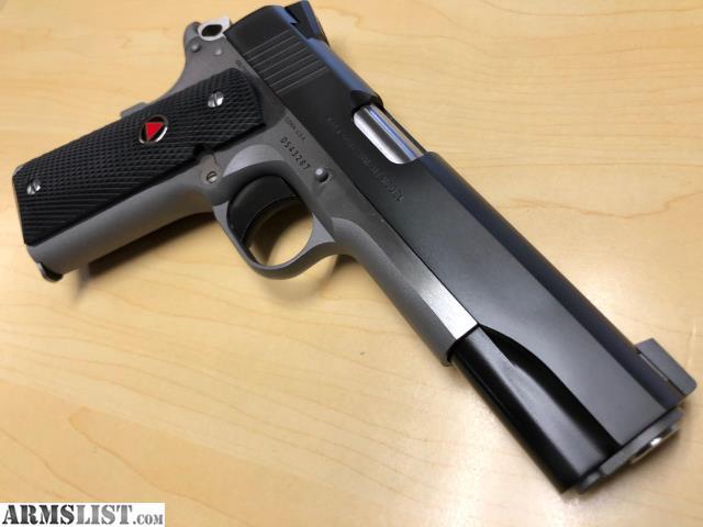 ARMSLIST - For Sale: NEW Limited Edition Colt Delta Elite TT 10MM
