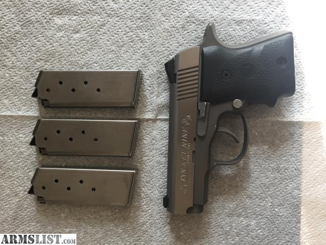 ARMSLIST - For Sale: Colt Pocket Nine 9MM Series 90 Rare