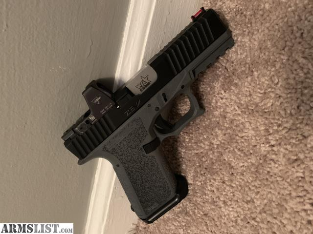 ARMSLIST - For Sale/Trade: G19 ZEV/P80