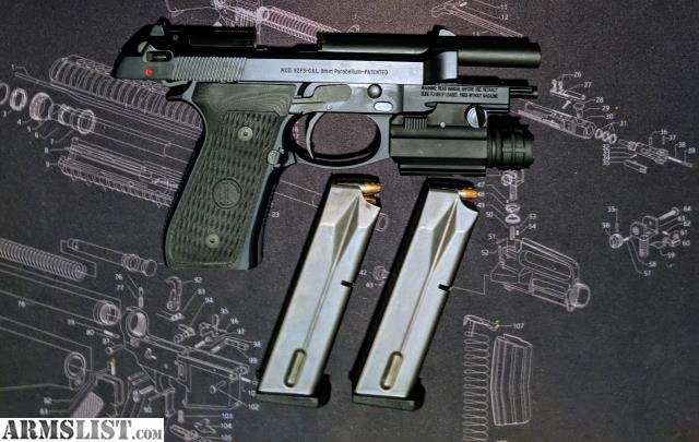 ARMSLIST - For Sale/Trade: Beretta M9A1 Wilson Combat