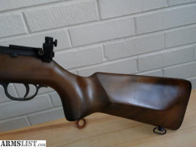 ARMSLIST - For Sale: Savage/Anschutz  22LR bolt action target rifle