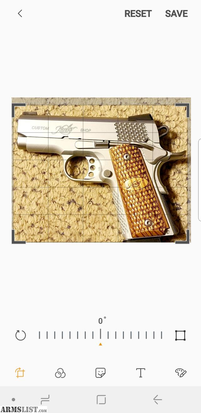 Armslist For Sale Trade Kimber Ultra Raptor Stainless - Www
