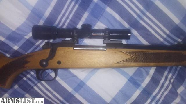ARMSLIST - For Sale/Trade: Winchester model 670 35 Whelen