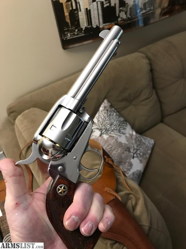 ARMSLIST - For Sale: Mint New Ruger Vaquero 45 LC