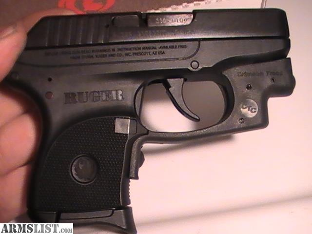 ARMSLIST - For Sale: Ruger LCP  380 with Laser Sight, holster, box