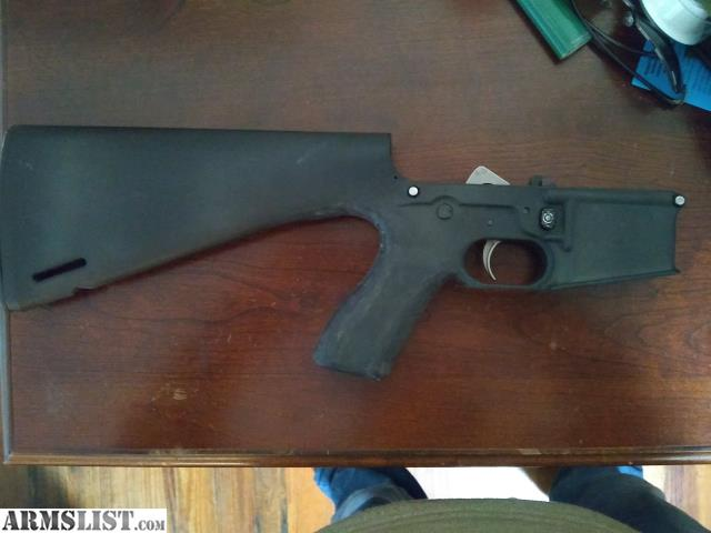ARMSLIST - For Sale: GWACS CAV15 Polymer AR Lower